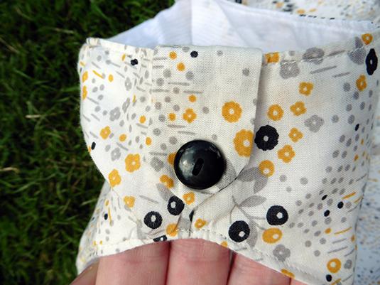 Jurk 200 jurken Marjondotorg detail schouderlus