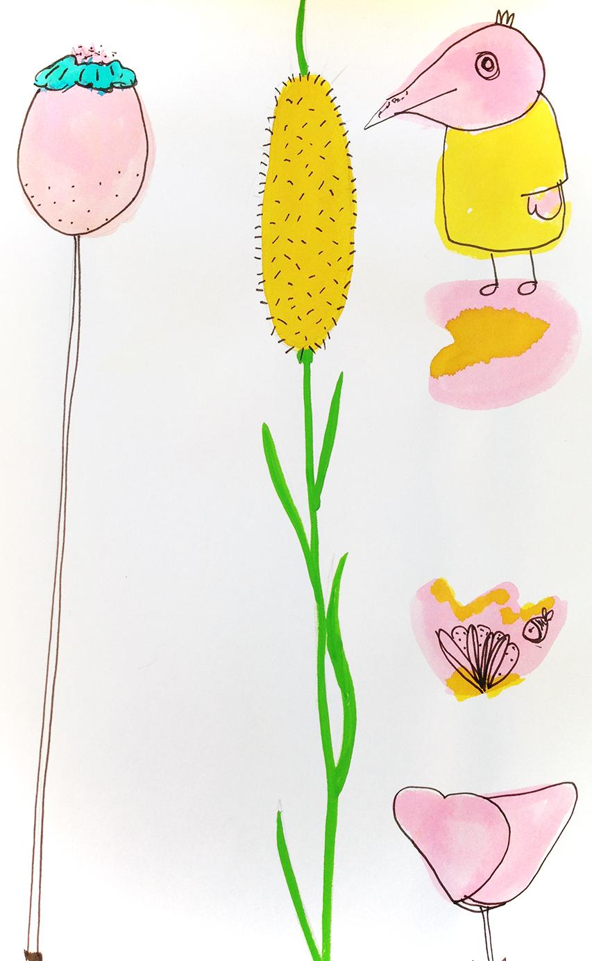 Doodle dag5