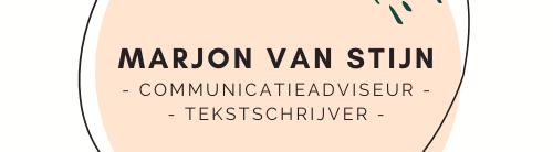 Marjon van Stijn